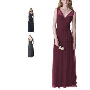 Bill Levkoff English Netting Gown